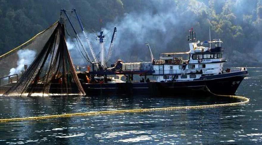 Ege'de Türk balıkçılara taciz!