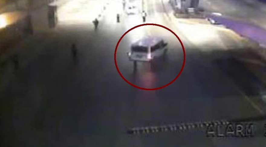 Havalimanında şüpheli minibüs: 1 kişi gözaltında