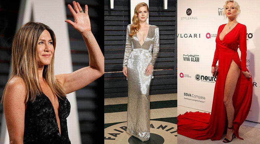 89'uncu Oscar Ödülleri'nde kim ne giydi?