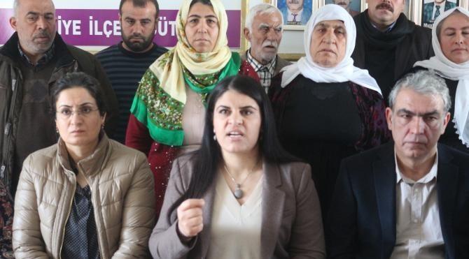 Dilek Öcalan'dan Yüksekdağ'ın vekilliğinin düşürülmesine tepki