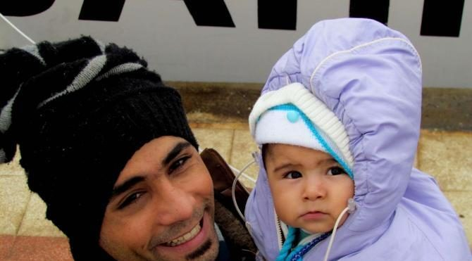 Umut yolculuğuna kedisiyle çıkan Suriyeli mülteci ve 61 kişi yakalandı