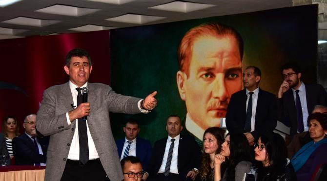 TBB Başkanı Feyzioğlu deprem bölgesi Ayvacık'ta (2)