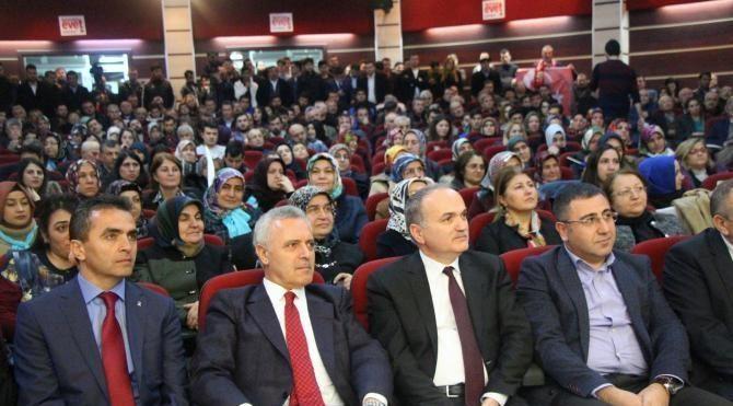 Bakan Özlü: Bir daha Türkiye'de koalisyon dönemi yaşanmayacak