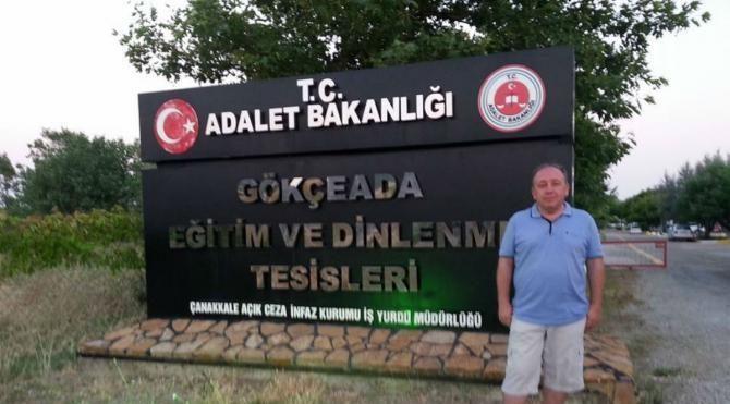 FETÖ'den aranan Birsa Ağır Ceza Mahkemesi Başkanı Baş, İstanbul'da polise teslim oldu
