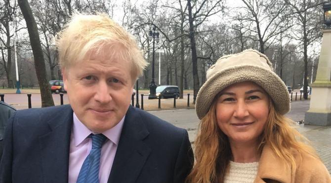 Boris Johnson: Theresa May Türkiye'de çok güzel zaman geçirdi