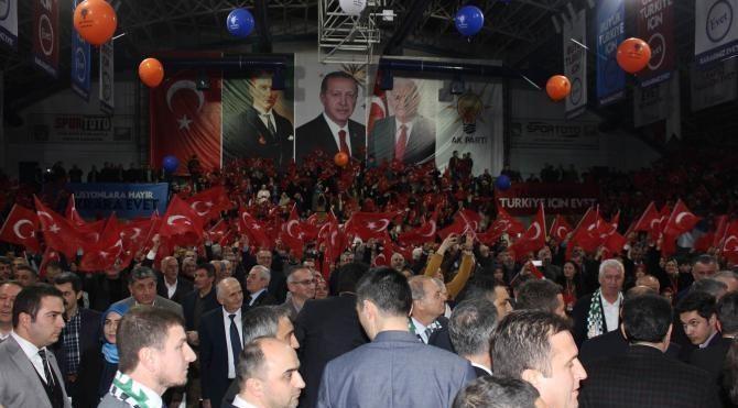Ak Parti Genel Başkan Yardıcısı Ataş'tan partililere tepki