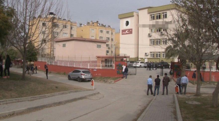 Lisede kantinci dehşeti: 4 öğrenci bıçaklandı