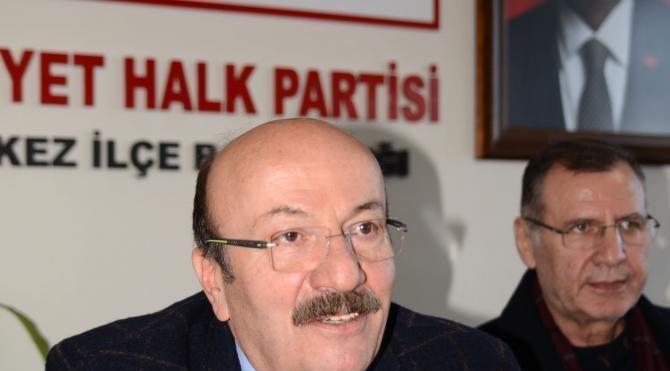CHP'li Bekaroğlu'dan İçişleri Bakanı Soylu'ya tepki