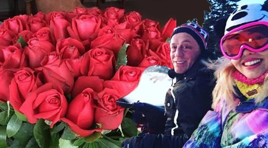 Ali Ağaoğlu, 14 Şubat'ı pas geçmedi