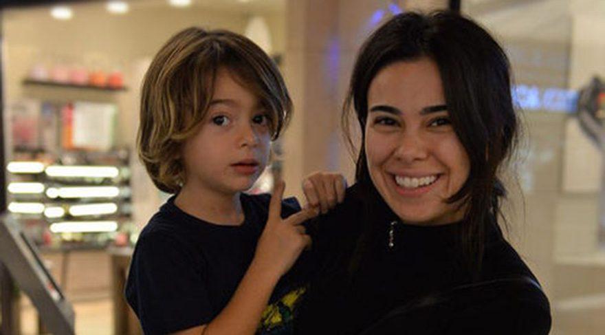 Asena Atalay oğlu Çınar'la ilgili ilk ve son kez konuştu