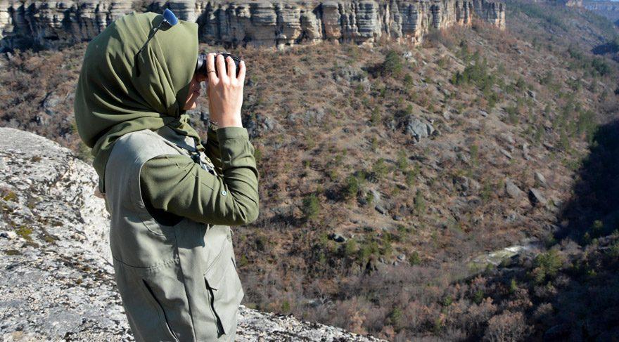 Av koruma memuru Saime'nin kaçak avcılarla mücadelesi