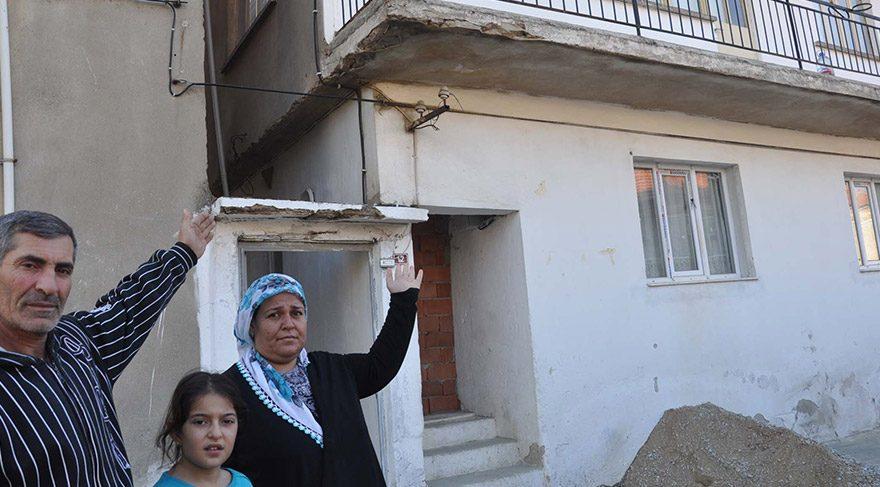Demirkan ailesi, evlerini satılığa çıkarmak zorunda kaldı FOTO:DHA