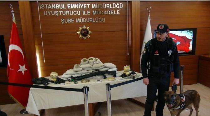 Gaziosmanpaşa'da uyuşturucu operasyonu: 5 gözaltı