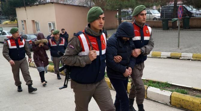 Edirne merkezli uyuşturucu operasyonunda 3 tutuklama
