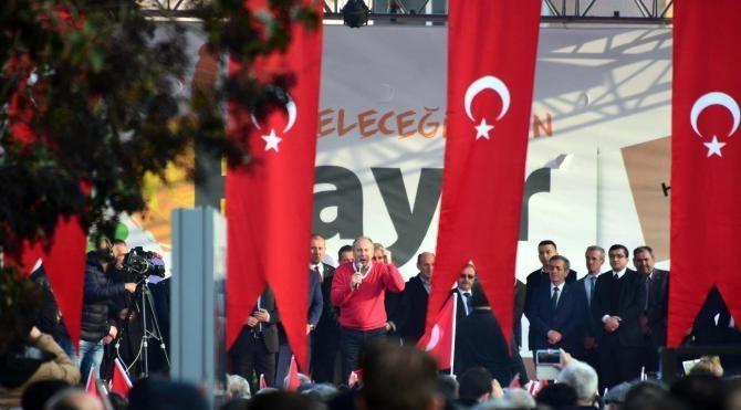 CHP'li İnce: Dünyayı itaat edenler değil, 'Hayır' diyenler değiştirir (2)