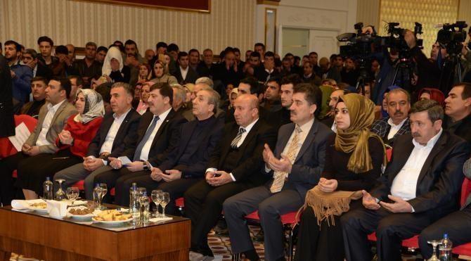 Ak Partili Eker: PKK'nın tayin ettiği yoldan gitmeye devam ediyorlar (2)