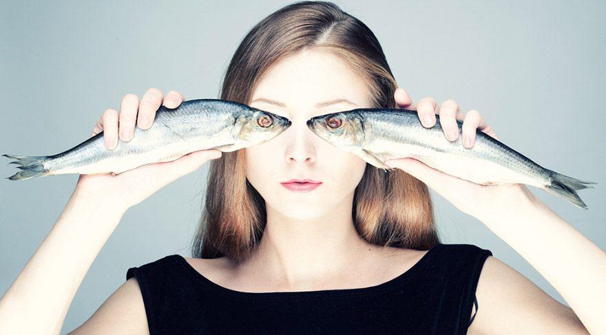 Gözler için faydalı 6 besin grubu
