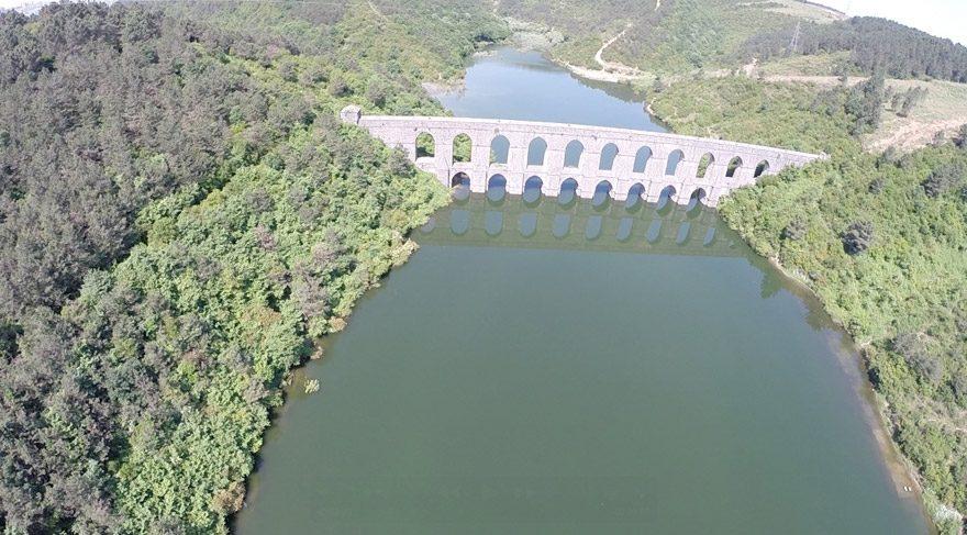 Barajlar yaza hazır; sadece yüzde 12'lik boşluk kaldı