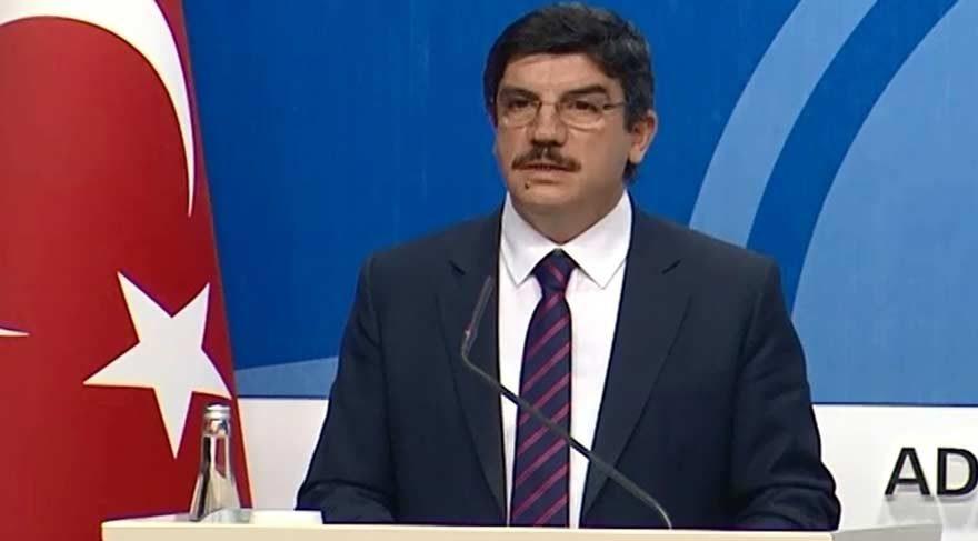 AKP'den MYK sonrası açıklama!