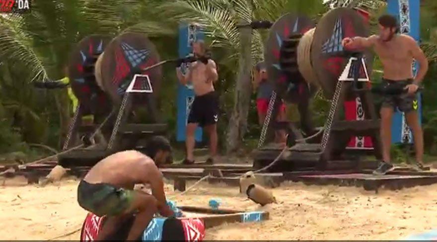 Survivor son bölümde ödül oyununu kim kazandı? Serhat Akın durumu nasıl? (13 Şubat)