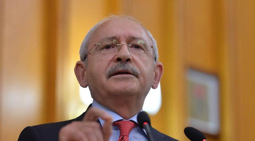 CHP Lideri Kemal Kılıçdaroğlu: Erdoğan yargılanmaktan korkuyor