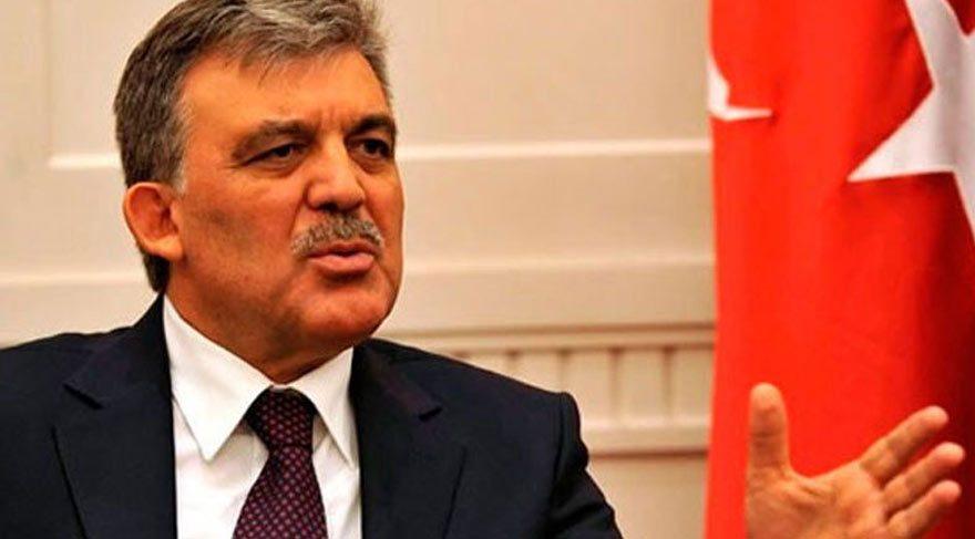 Trump'ın kararına Abdullah Gül'den tepki geldi