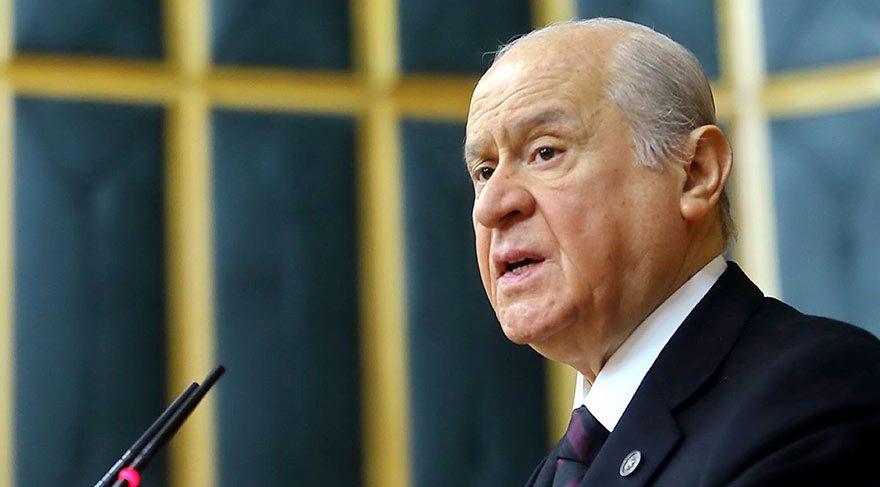 Başbakan Yıldırım'ın 'Bozkurt' işaretine Bahçeli'den açıklama