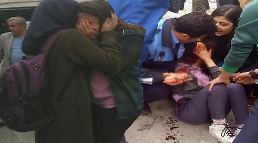 Öğrenci servisi devrildi: 14'ü öğrenci 15 yaralı