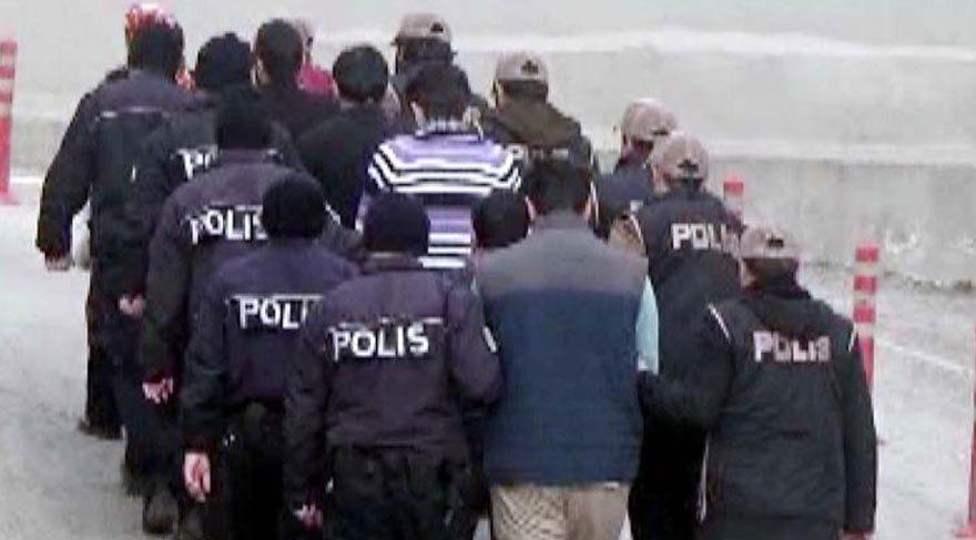 Son dakika haberi… Gaziantep'te 3 canlı bomba yakalandı