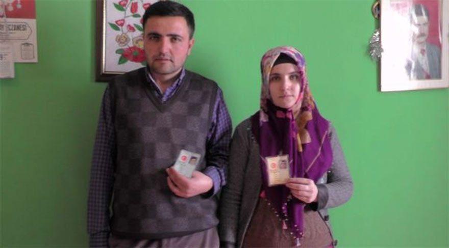 Dini nikahlı eşi, nüfusta teyzesi çıktı