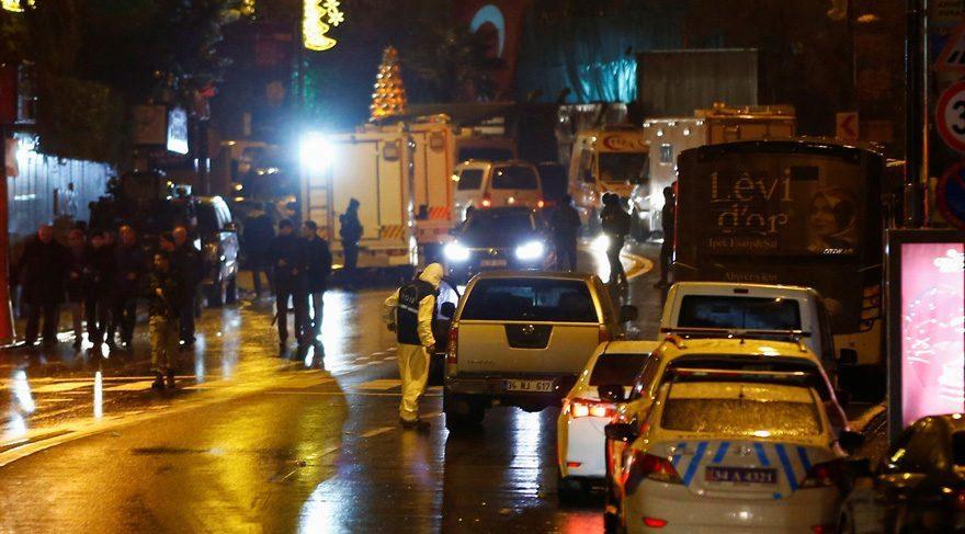 Ortaköy saldırısında flaş gelişme