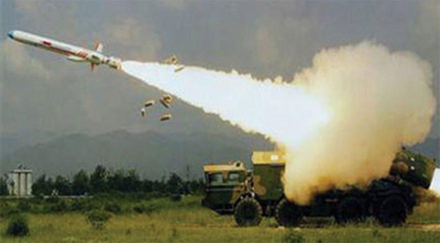 Rusya IŞİD'i uzun menzilli silahlarla vurdu!