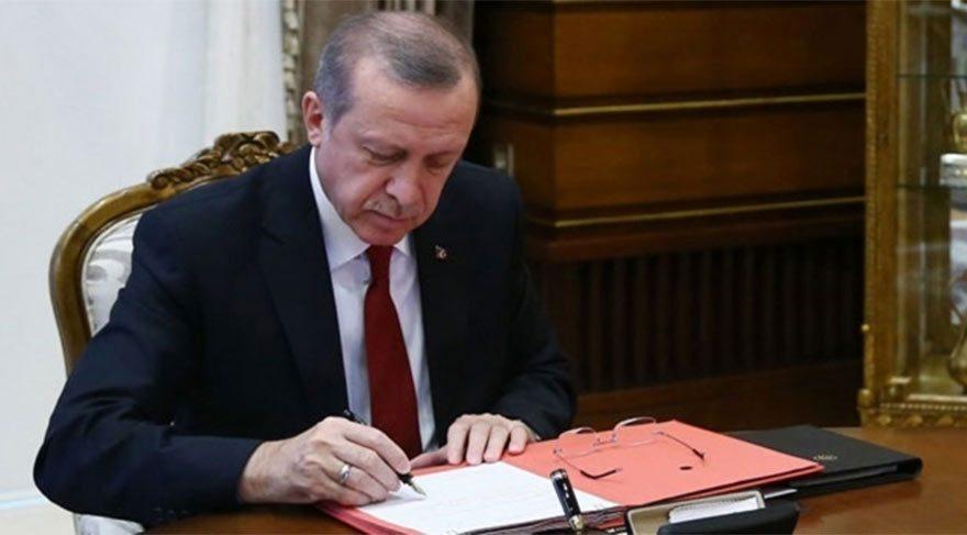 Anayasa değişiklik teklifi Beştepe'de