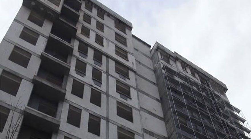 Kadıköy'de 11. kattan asansör boşluğuna düşen işçi öldü