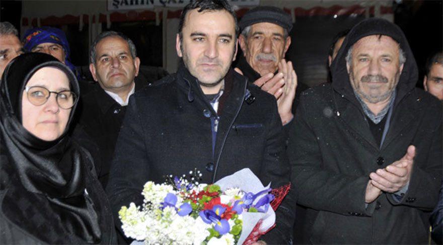 HDP'li Encü tekrar tutuklandı
