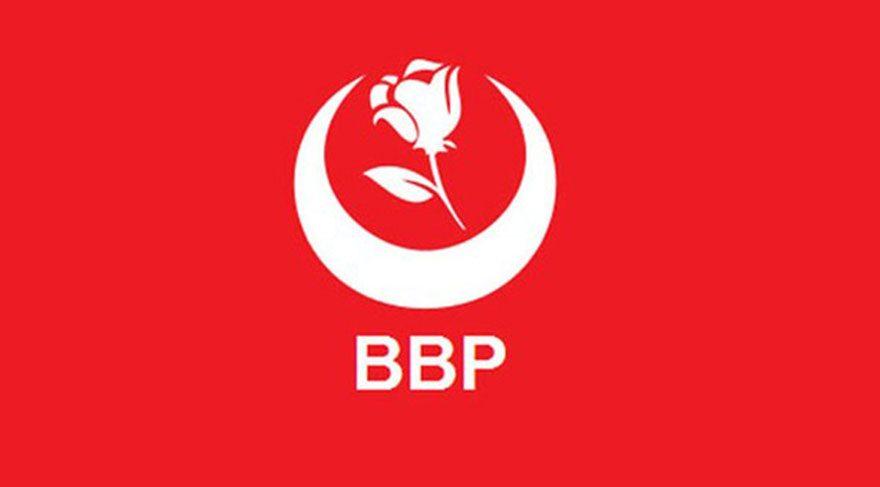 BBP'den referandum açıklaması