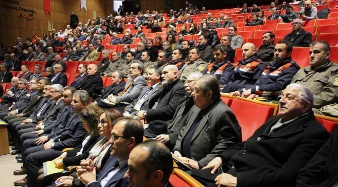 UNESCO sürecinde Kızılırmak Deltası konferansı düzenlendi