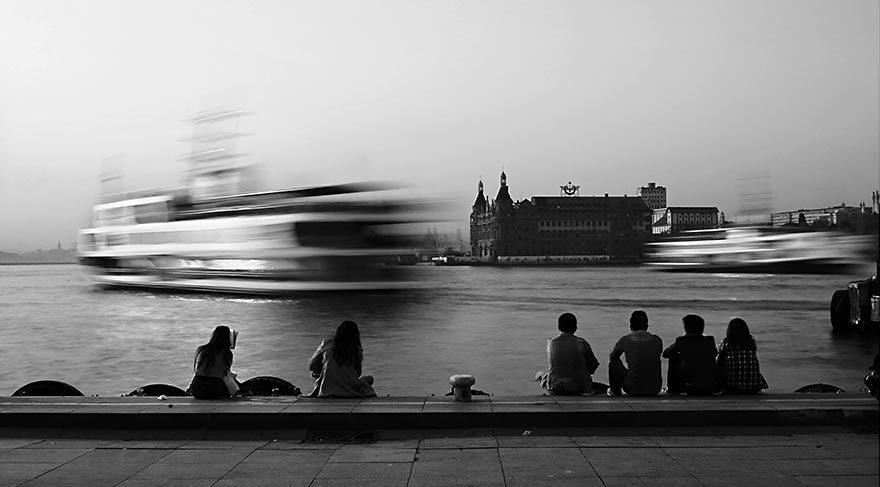 """Şehrin ruhu """"Benİstanbul"""" karelerinde"""