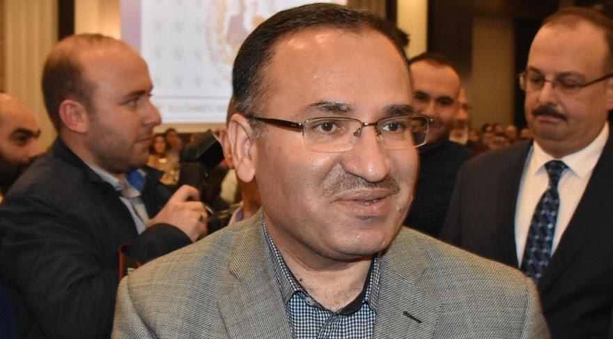 Bozdağ: Koşa koşa Erbakan Hocamızı anma törenine gitti