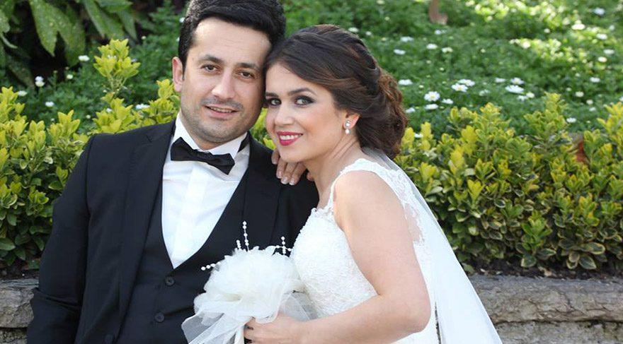 Abdullah Cörüt ile evlenen Belgin Yılmaz Cörüt, 6 ay önce anne olmuştu FOTO:DHA