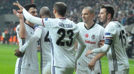 Beşiktaş Hapoel Beer Sheva maç özeti izle: Hapoel'i 2-1 ile geçen BJK son 16'ya kaldı!