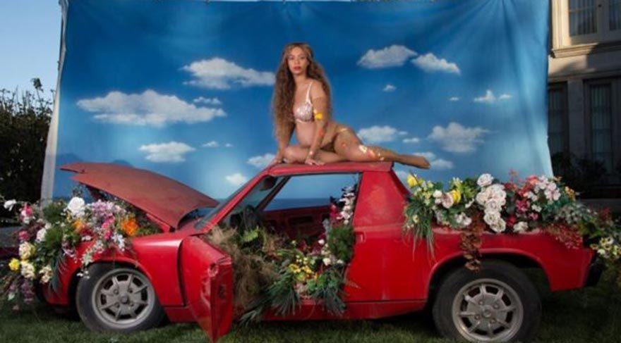 Beyonce, ilhamını tanrıçalardan aldı