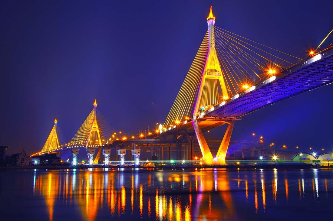 Uzakdoğu'da parlayan bir yıldız Bangkok