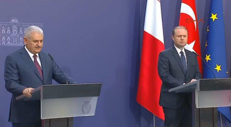 Başbakan Yıldırım: MHP ile ortak etkinlik yürütebiliriz