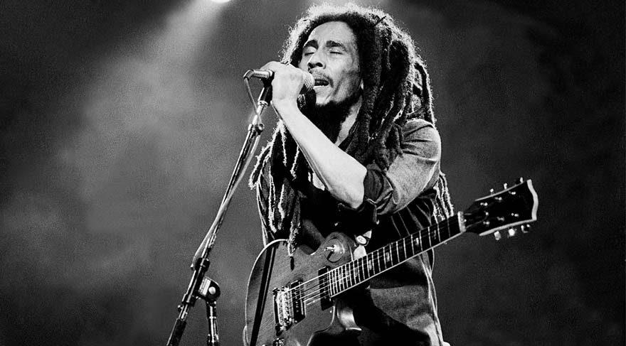 Bob Marley'nin 40 yıldır kayıp olan konser kayıtları bulundu