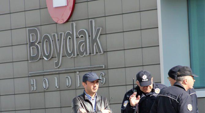 Boydak Holding'te önemli değişiklikler