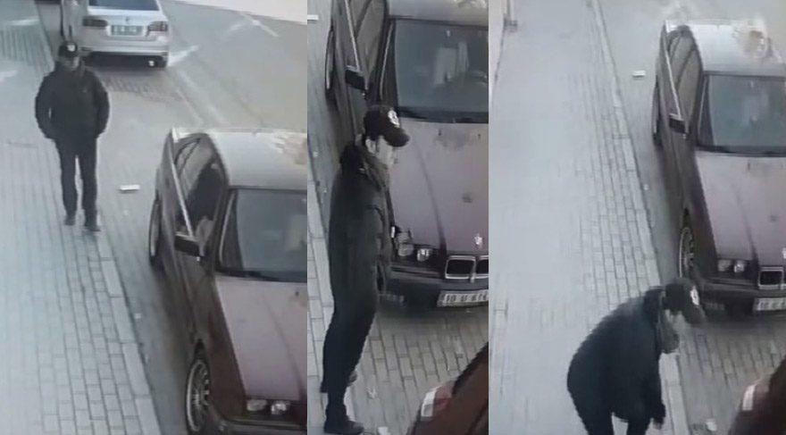 FOTO:DHA - Katil koca böyle pusu kurdu...