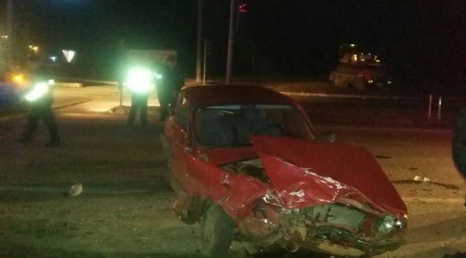 İpsala'da trafik kazası: 1 ölü, 5 yaralı