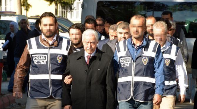 Adana'daki FETÖ davasında tanık dinlendi