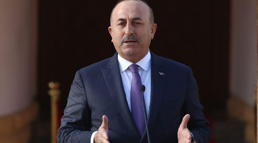 Çavuşoğlu'ndan Yunan Bakan'a 'Kardak' tepkisi